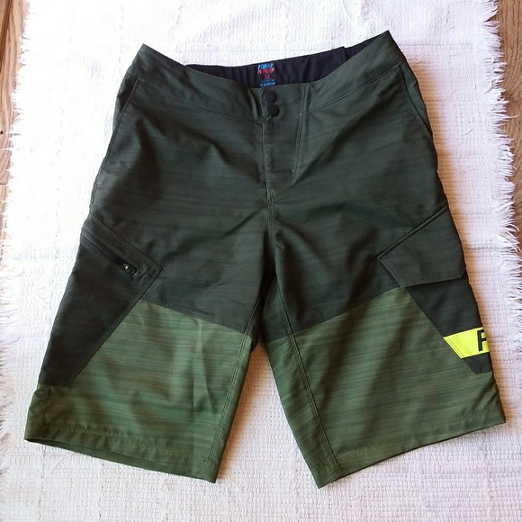 Fox Other - Fox • Ranger Riding Shorts Padded